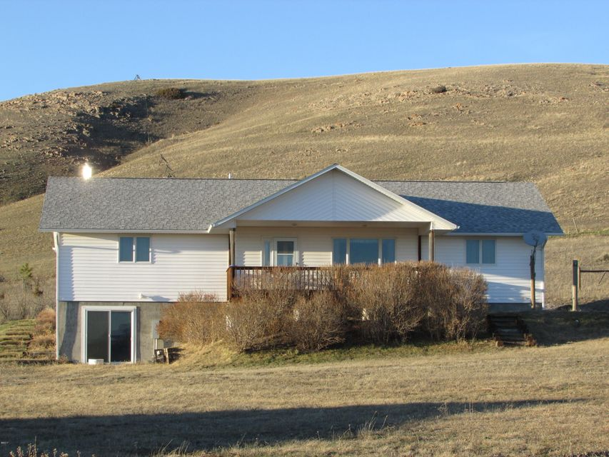 Single Family Home for Sale at 17 Heavens Gate Lane Drummond, Montana 59832 United States