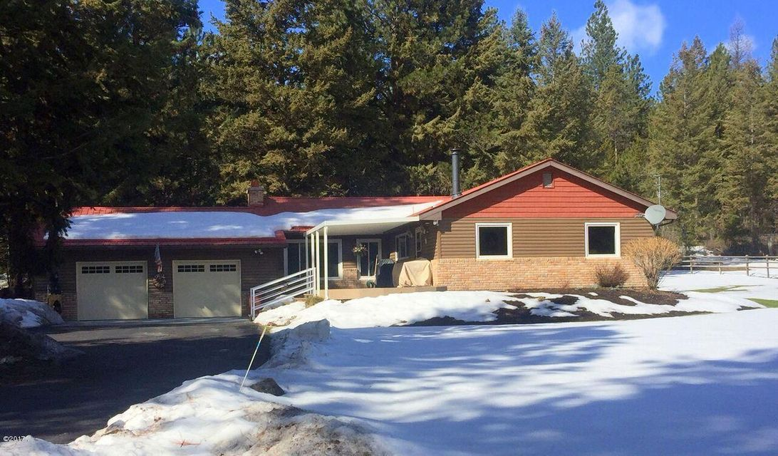 Single Family Home for Sale at 17455 Us Highway 93 Missoula, Montana 59808 United States