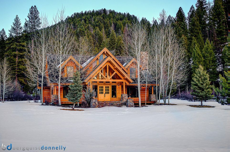 Single Family Home for Sale at Timber Ridge Drive Sula, Montana,59871 United States