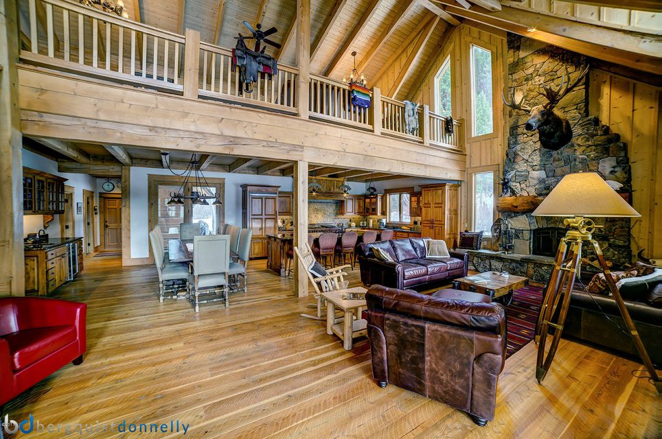 Additional photo for property listing at Timber Ridge Drive  Sula, Montana,59871 United States