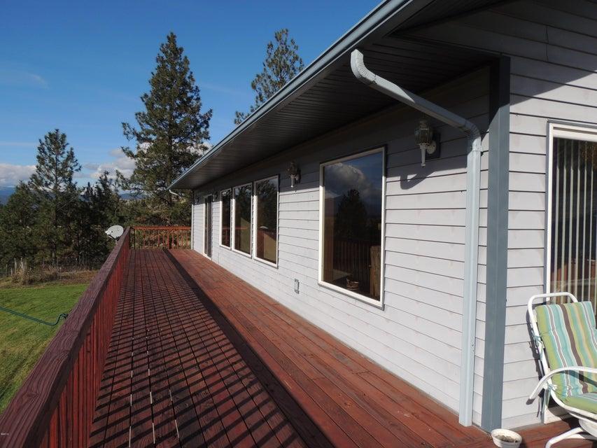 deck looking west