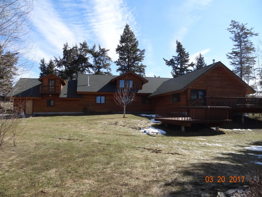 Single Family Home for Sale at 163 Dyer Road Kalispell, Montana 59901 United States