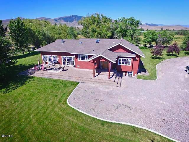 Single Family Home for Sale at 60196 Old Freight Road St. Ignatius, Montana 59865 United States