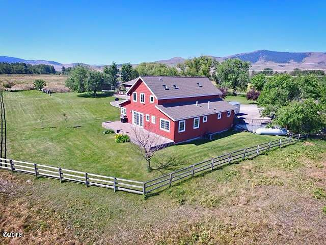 Additional photo for property listing at 60196 Old Freight Road  St. Ignatius, Montana 59865 United States