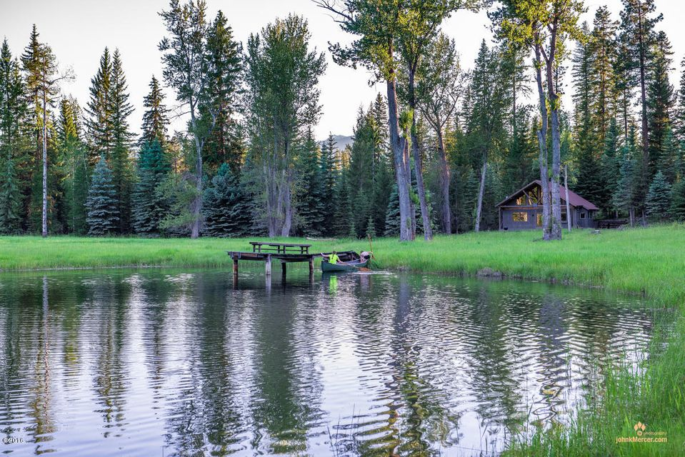 Additional photo for property listing at 6646 Hwy 83 North  Condon, Montana 59826 United States