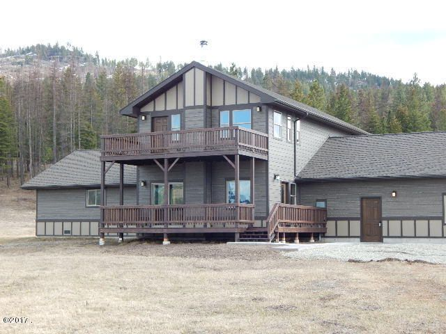 Single Family Home for Sale at 2990 Smith Lake Road Kila, Montana 59920 United States