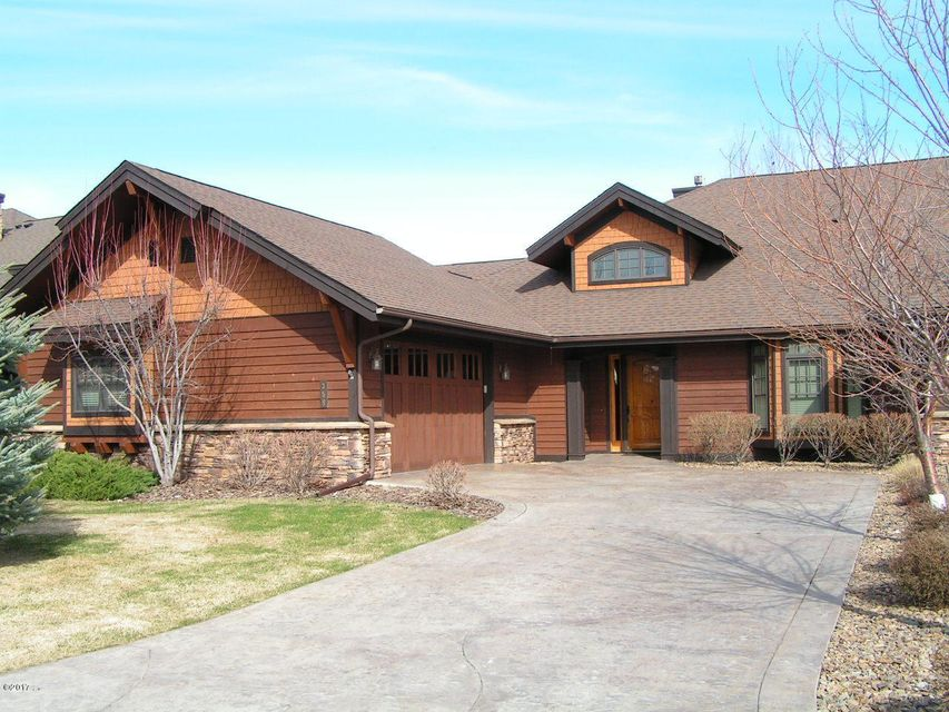 Single Family Home for Sale at 358 Eagle Bend Drive 358 Eagle Bend Drive Bigfork, Montana 59911 United States