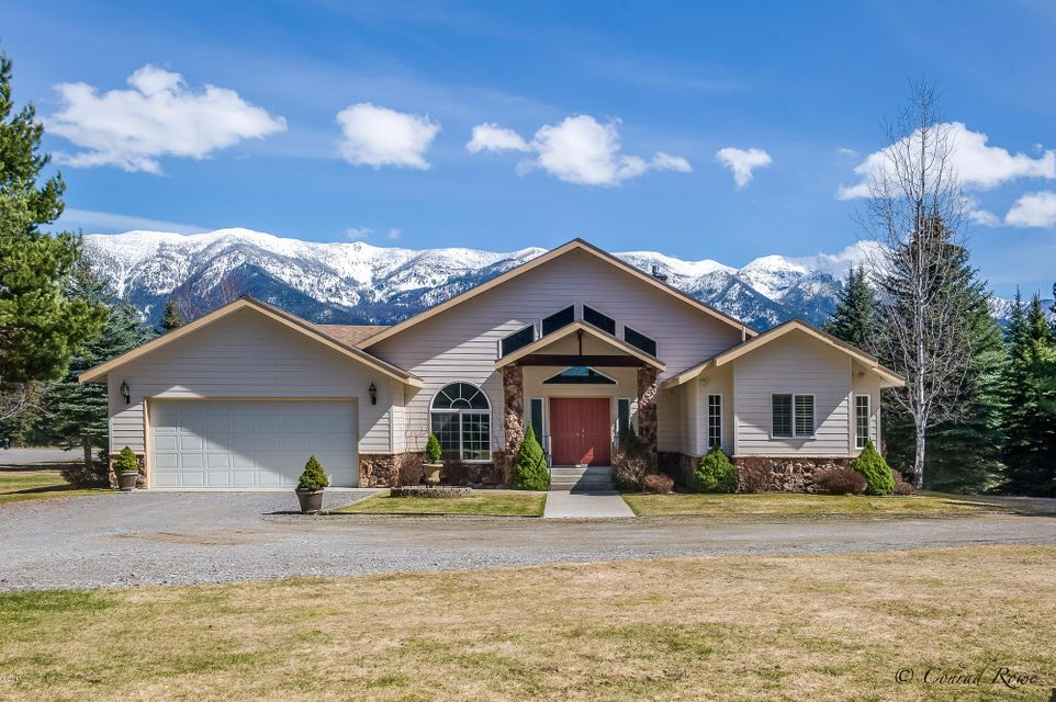 Single Family Home for Sale at 670 North Ferndale Drive Bigfork, Montana 59911 United States