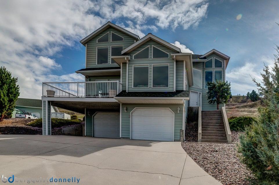 Single Family Home for Sale at 9549 Shikane Lane 9549 Shikane Lane Missoula, Montana 59808 United States
