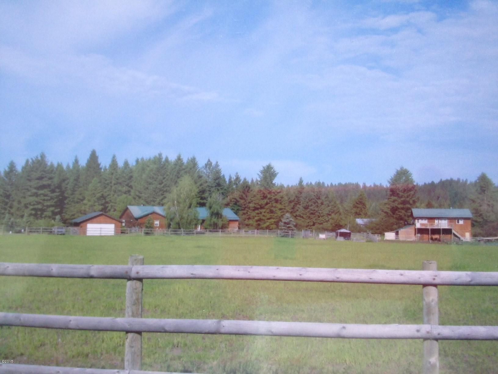 Single Family Home for Sale at 110 Sandy Lane Bigfork, Montana 59911 United States