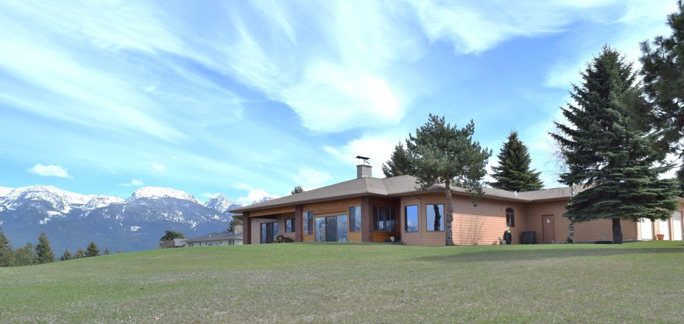 Single Family Home for Sale at 35408 East S Hills Way Polson, Montana 59860 United States