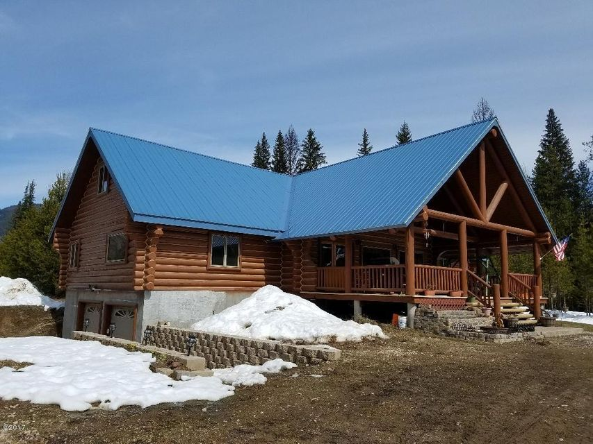 Single Family Home for Sale at 224 Westfork Lane De Borgia, Montana 59830 United States