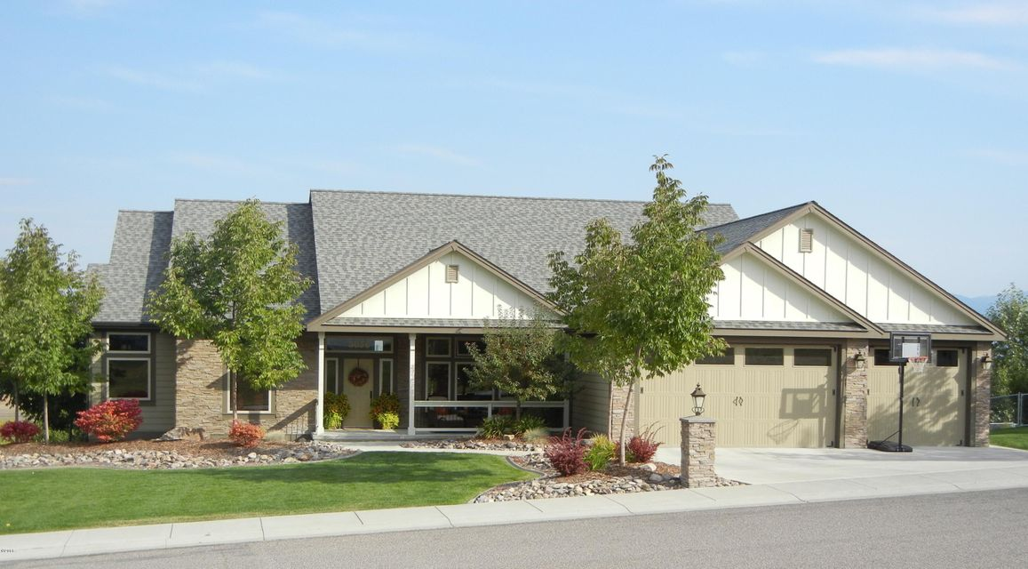 Single Family Home for Sale at 5056 Roy Court Missoula, Montana 59803 United States