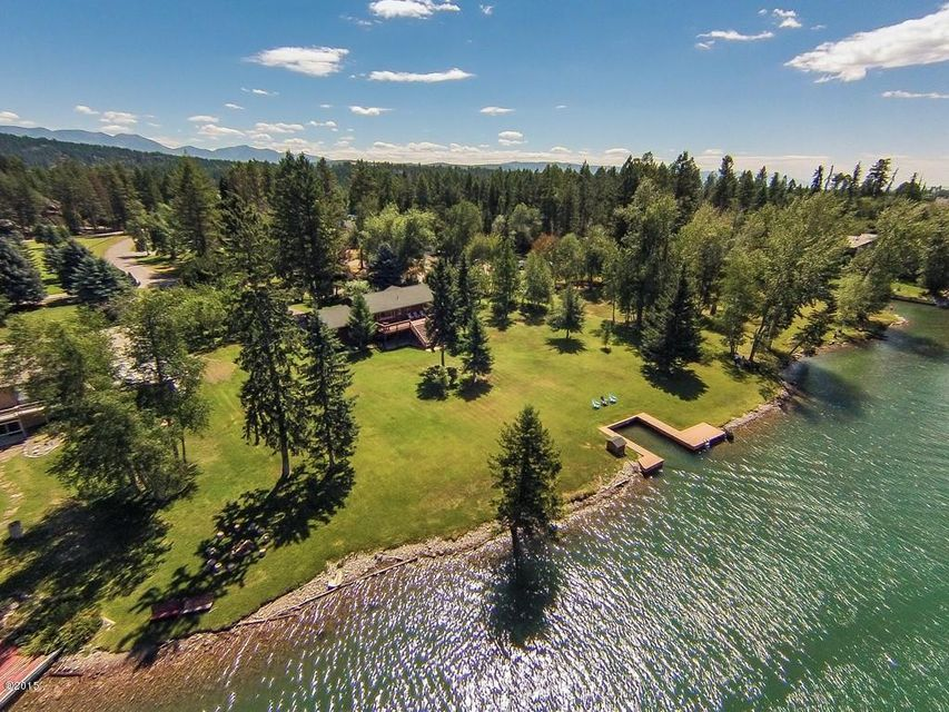 Single Family Home for Sale at 195 Mcdowell Drive Bigfork, Montana 59911 United States
