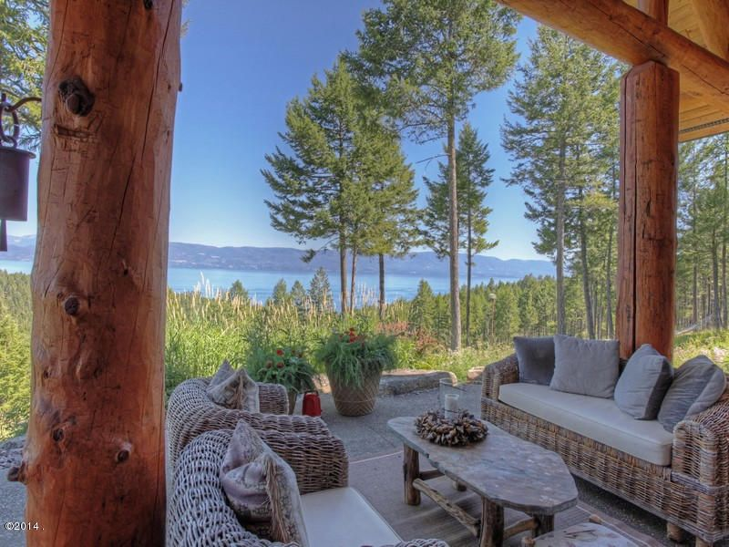 Single Family Home for Sale at 18090 Demersville Wagon Road Lakeside, Montana 59922 United States