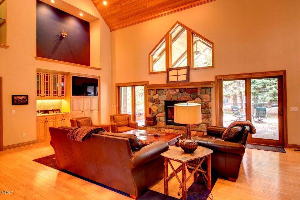 Single Family Home for Sale at 1481 Barkley Lane 1481 Barkley Lane Whitefish, Montana 59937 United States