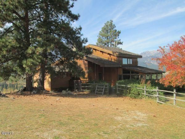 Single Family Home for Sale at 1600 Old Darby Road Hamilton, Montana 59840 United States