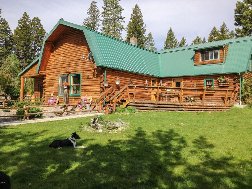 Single Family Home for Sale at 212 Aspen Lane Gold Creek, Montana 59733 United States