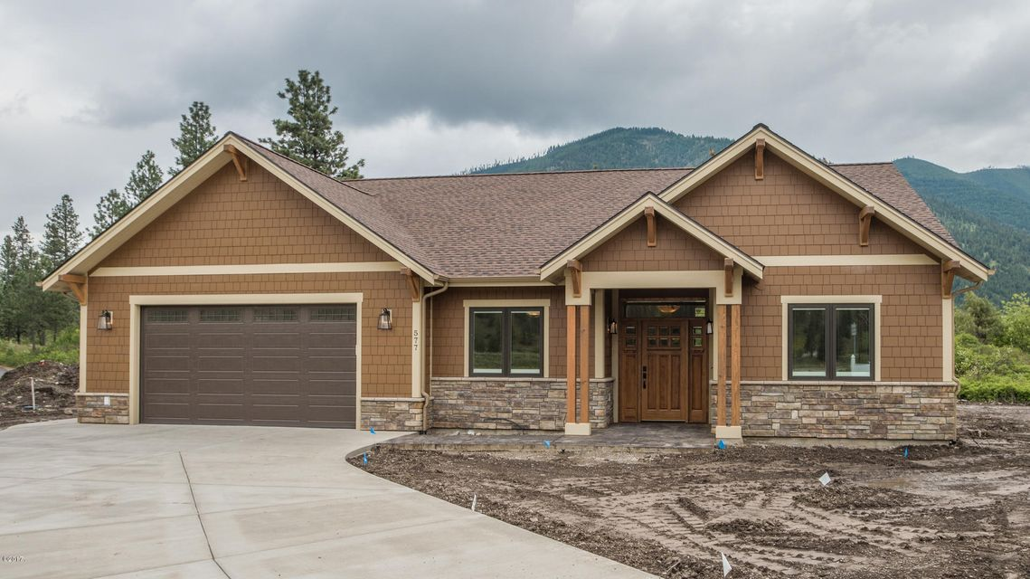 Single Family Home for Sale at 545 Cahill Rise Missoula, Montana 59802 United States