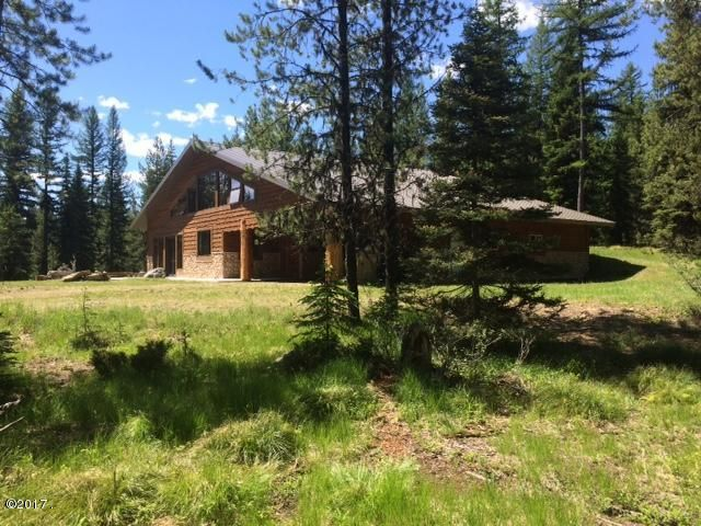 Single Family Home for Sale at 2864 Providence Lane 2864 Providence Lane Condon, Montana 59826 United States