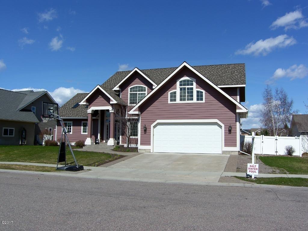 Single Family Home for Sale at 11 Mountain Park Lane Kalispell, Montana 59901 United States