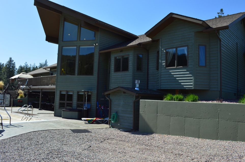 Single Family Home for Sale at 14962 Big Horn Road Huson, Montana 59846 United States