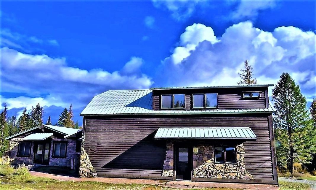 Single Family Home for Sale at 5895 Hwy 93 South Whitefish, Montana 59937 United States