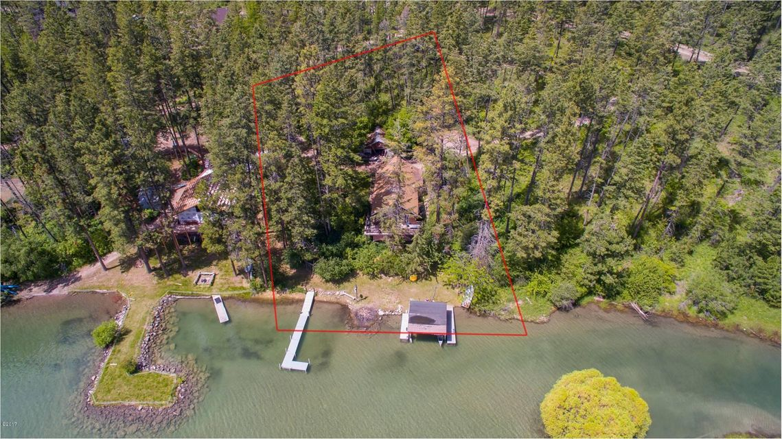 Additional photo for property listing at 301 Hughes Bay Road 301 Hughes Bay Road Lakeside, Montana 59922 United States
