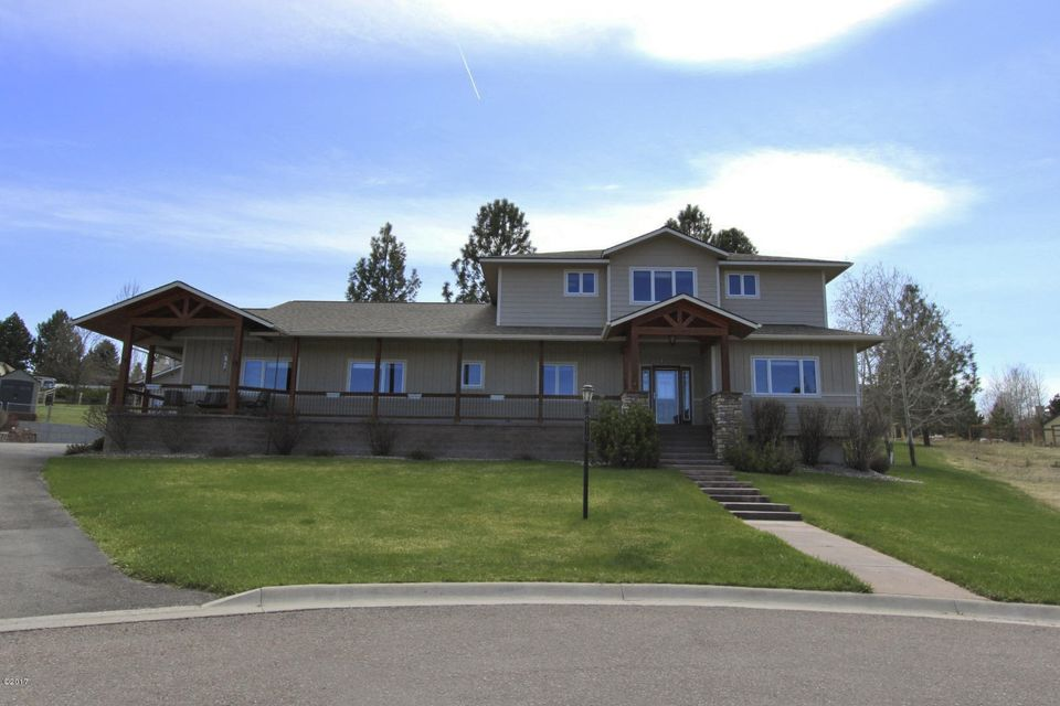Single Family Home for Sale at 4110 Birdie Court Missoula, Montana 59803 United States