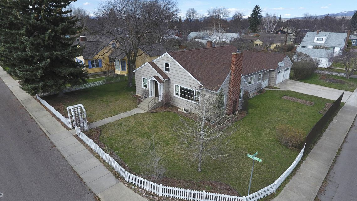 Single Family Home for Sale at 440 Woodworth Avenue Missoula, Montana 59801 United States