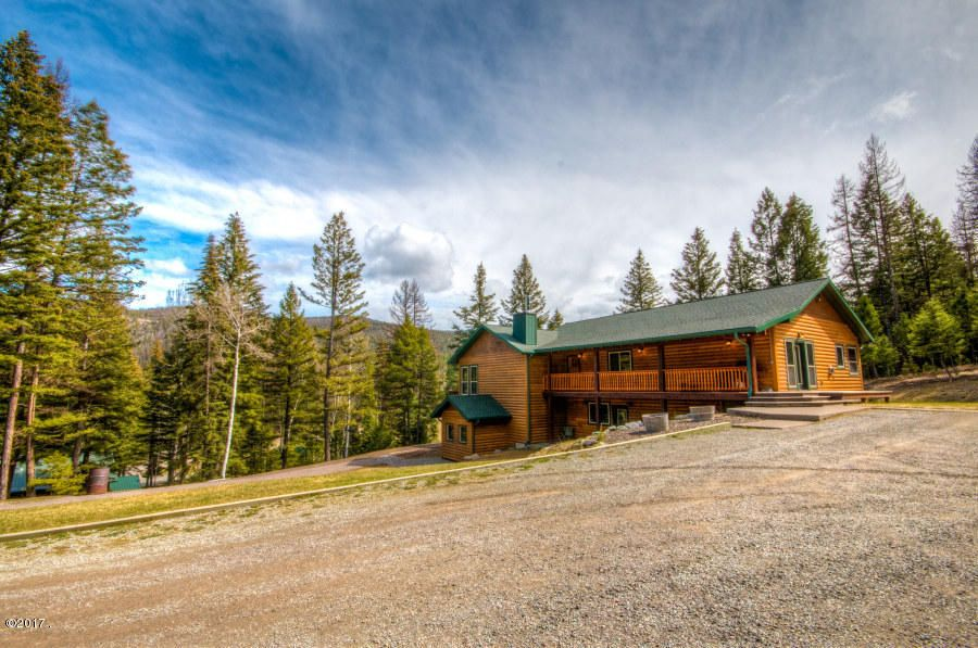 Single Family Home for Sale at 1600 Browns Meadow Road 1600 Browns Meadow Road Kila, Montana 59920 United States