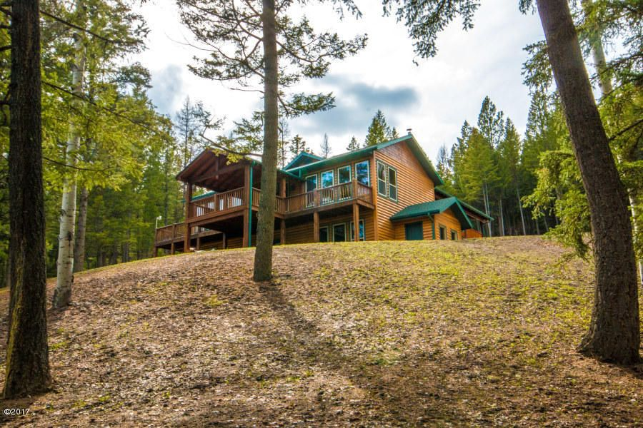 Single Family Home for Sale at 1600 Browns Meadow Road Kila, Montana 59920 United States