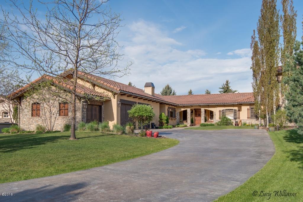 Single Family Home for Sale at 308 Chapman Lane Bigfork, Montana 59911 United States