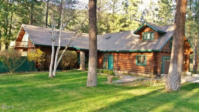 Single Family Home for Sale at 55 River Ridge Lane Superior, Montana 59872 United States