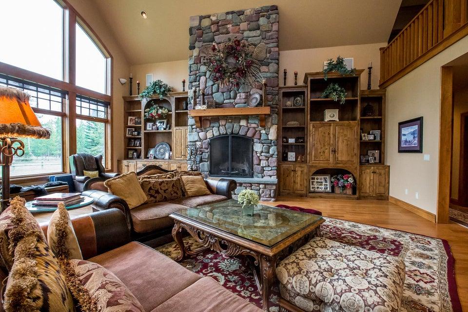 Single Family Home for Sale at 150 La Bar Lane Whitefish, Montana 59937 United States