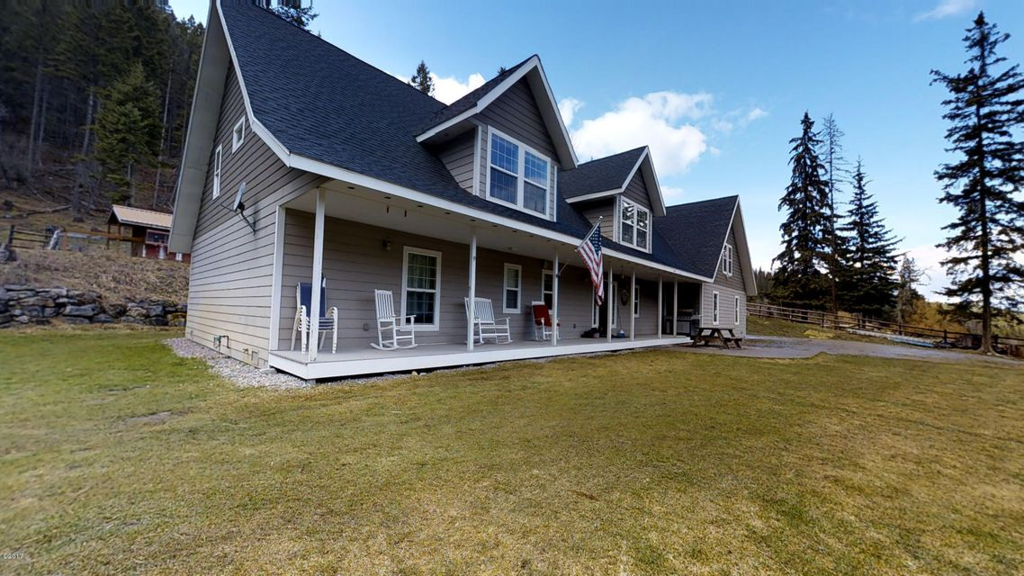 Single Family Home for Sale at 660 Patrick Creek Road Kalispell, Montana 59901 United States