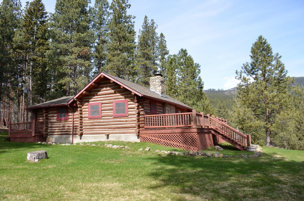 Single Family Home for Sale at 2000 Raspberry Lane Victor, Montana 59875 United States