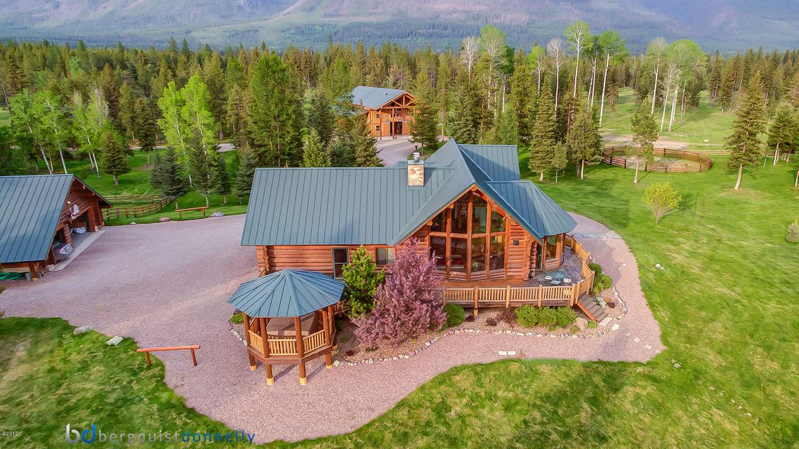 Additional photo for property listing at 870  Smith Meadows Lane  Condon, Монтана,59826 Соединенные Штаты