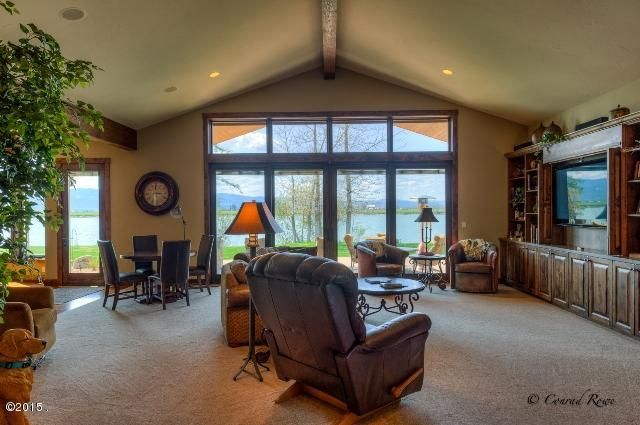 Single Family Home for Sale at 1520 Riverside Road 1520 Riverside Road Bigfork, Montana 59911 United States