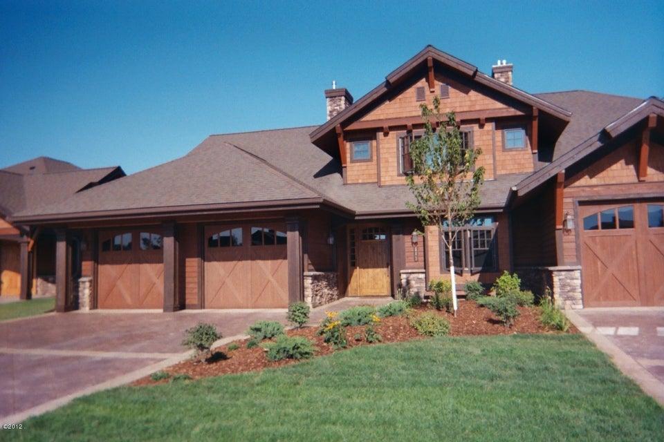 Single Family Home for Sale at 346 Eagle Bend Drive Bigfork, Montana 59911 United States