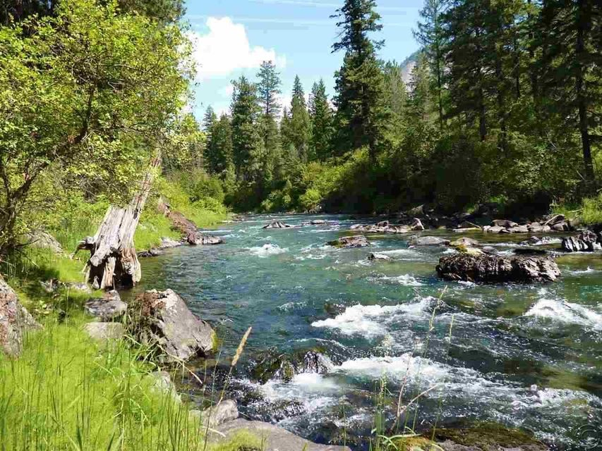 Land for Sale at Corner Of Highway 200 Corner Of Highway 200 Thompson Falls, Montana 59873 United States