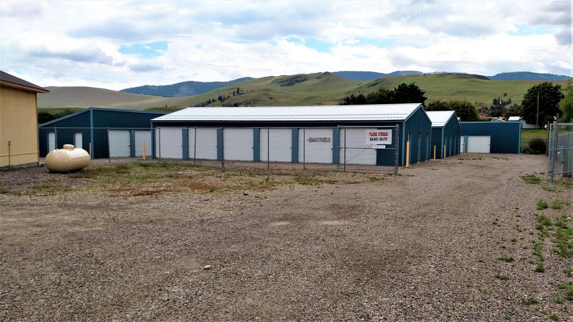 Commercial for Sale at 418 West Railroad Avenue Plains, Montana 59859 United States