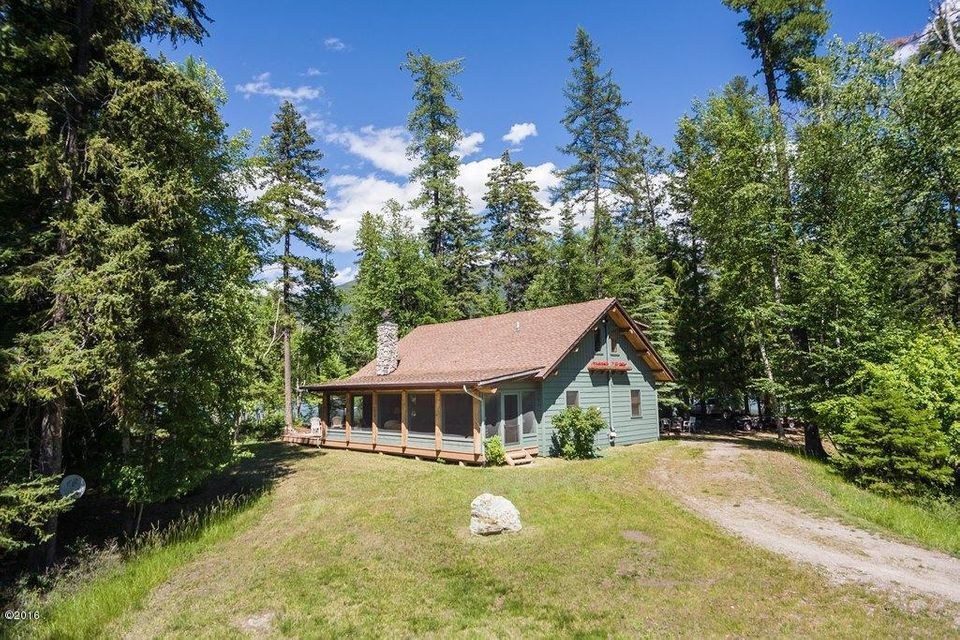 Additional photo for property listing at 17304 West Swan Shores Road  Bigfork, Montana 59911 United States