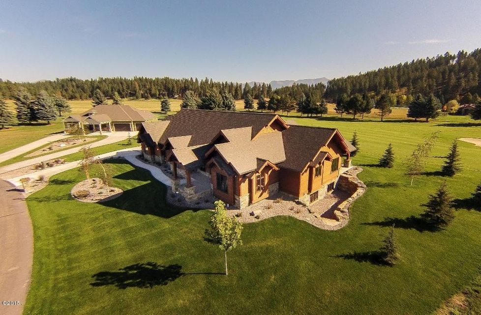 Additional photo for property listing at 107 Cougar Loop  Bigfork, Montana 59911 United States