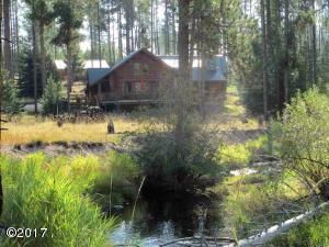 Single Family Home for Sale at 355 Peacemaker Place Seeley Lake, Montana 59868 United States