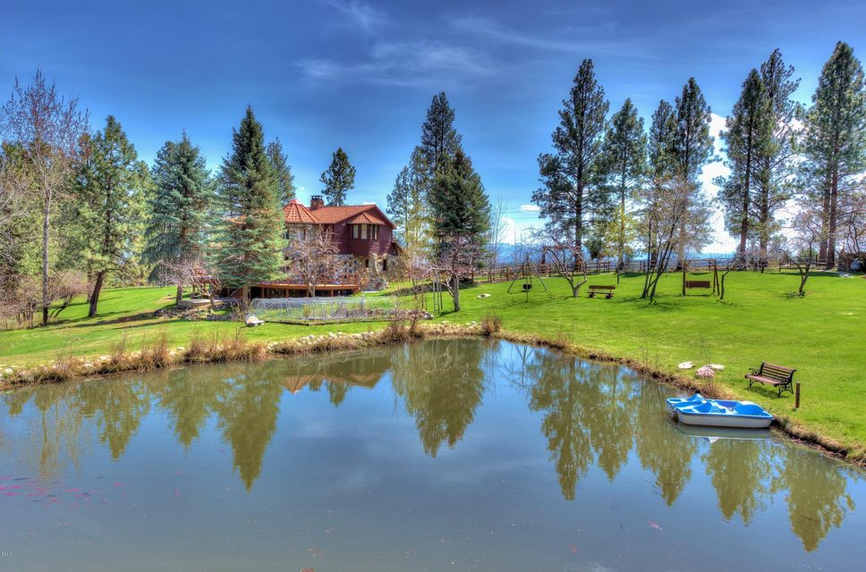 Single Family Home for Sale at 642 Fred Burr Road Victor, Montana 59875 United States