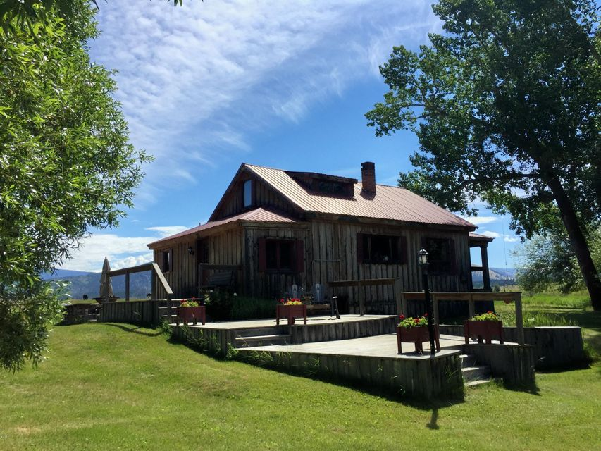 Single Family Home for Sale at 5050 Mt Highway 200 Ovando, Montana 59854 United States