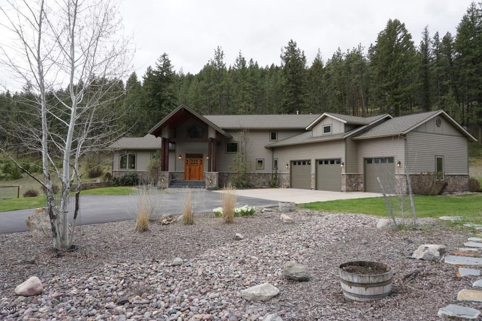Single Family Home for Sale at 6869 Deadman Gulch Court Missoula, Montana 59804 United States