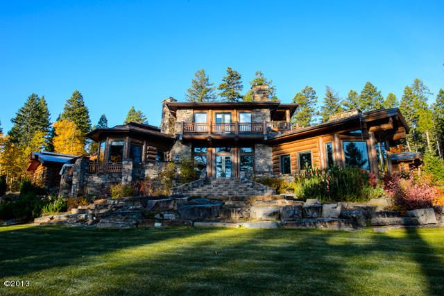 Single Family Home for Sale at 320 Haugen Heights 320 Haugen Heights Whitefish, Montana 59937 United States