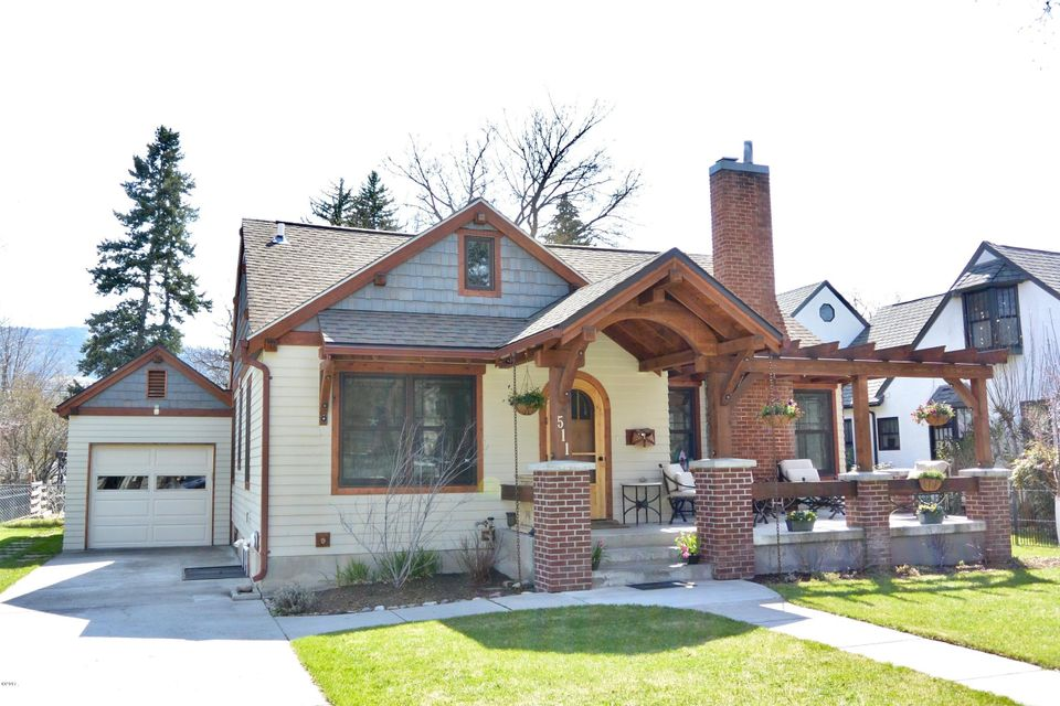 Additional photo for property listing at 511 Evans Avenue  Missoula, Montana 59801 United States